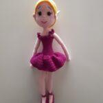 bailarina 38 cm. 40 euros