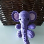 elefante 12 cm. 15 euros