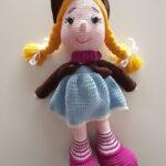 muñeca 36 cm. 40 euros